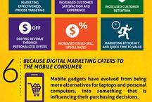 Online Marketing How To - Infographics / Amüsantes und Informatives aus der Welt des Online Marketings - glaubt es oder nicht, da gibts so Einiges :D