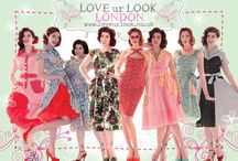 New Love ur Look collection 2014 / Love ur Look in one of these little numbers.. www.loveurlook.co.uk