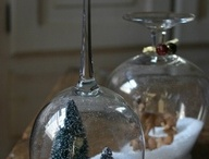 Christmas DIY / Creations you can make at home with corks, bottles or anything else related to wine.