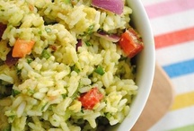 Food - Rice and Grains