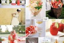 Summer Wedding Inspiration / by MagnoliaRouge