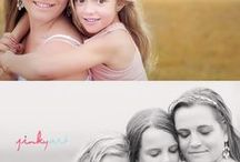 Image ideas: Mom with Daughters