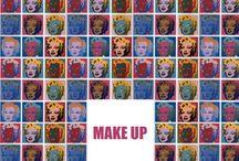 III. Décomposition - Recomposition / make up / Onzième section du troisième chapitre du Web s'habille en Prada