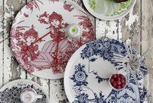 Scandinavian porcelain