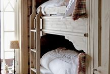 in | bunk beds