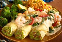 Favorite Restaurant food recipes / by Susan Stringham