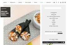 Blog Designs I Like / by Not Dressed As Lamb