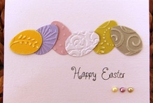 Cards-Easter / by Amber Howard