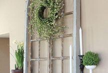 Windows and Door / by Kim Faulkner