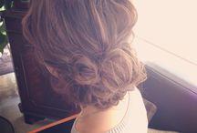 hair arrange party