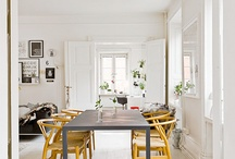 Dining room / by Ana Burmester Baptista