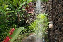 doccia da esterno