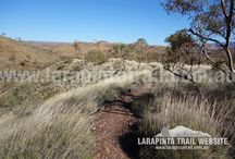 Larapinta Trail Section 10 - Ormiston Gorge - Finke River / General images of Section 10. http://www.larapintatrail.com.au/s10.html
