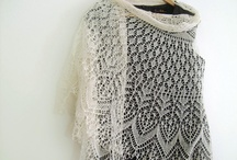 Knit: Lace knitting