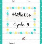 Mallette cycle 3