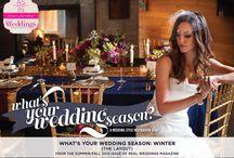 "What's Your Wedding Season: Winter {The Layout} / ""What's Your Wedding Season: Winter"" is in SF14 Real Weddings, Photos: www.AmyNicolePhotography.com © www.realweddingsmag.com; Venue: www.CedarHouseSportHotel.com; Styling/Coord.: www.ElegantInspirationsEventsAndWeddings.com; Styling/Florals: www.SacramentoFloralDesign.com; H/M: www.IMakeBeautiful.com; Gowns: www.AlwaysElegantBridal.net; Jewels: www.Macys.com; Cakes: www.SugarAndSpice.me; Paperie: www.HoneyPaperie.com; Rentals: www.AmericasPartyRental.com; http://www.realweddingsmag.com/?p=41763"