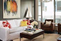 Living Rooms & Spaces / by Danielle Sullivan