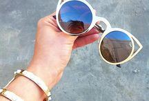 SUNGLASSES / by Gabi Vuong