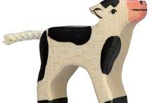 Holztiger Wooden Animal Toys