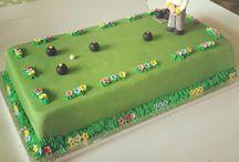 bowling green cake