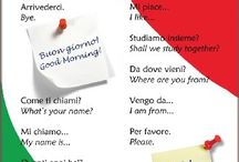 Italian language / Tips for learning Italian, study materials and information on our products