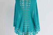 Tığla Şal Modelleri / crochet shawl