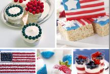 (Food) Holidays / Yummy and fun food for the holidays. / by Vicky Bell