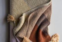 Beli-knitted blankets