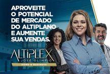 Altiplano - Apartamentos 2, 3 e 4 quartos até 2 suítes / Apartamentos com 69, 70, 90 e 110 m², e 19 pavimentos Office de salas comerciais, com 3 elevadores no Altiplano, em João Pessoa - PB.