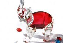 Blown Glass Animal