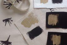 Cloth and Print creations / Handmade textiles