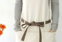lovely aprons ♥ ♥