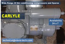 CARLYLE compressor and spares/CARLYLE refrigeration/CARLYLE Air Condition/Compressor CARLYLE/CARLYLE / CARLYLE compressor and spares/CARLYLE refrigeration/CARLYLE Air Condition Spares/Recondition Compressor CARLYLE/CARLYLE Compressor and spares