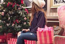 Christmas / by Alexandra Bozhesko