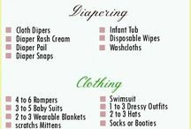 What to buy when expecting