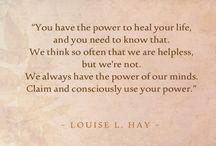 Health & Healing  / by Dean Lofton