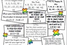 Math / by Neen K.