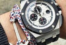 White Gold Anchor Bracelets