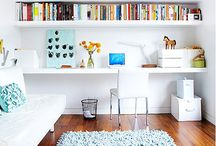 Office Studio Ideas / by Aaron Watson