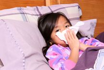 Cold & Flu Season / Cold and flu season is here! Make sure you keep your little ones healthy and germ free!