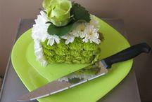 Virágból sütemény