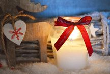 Christmasy things / Is there such a thing as too much Christmas inspiration?