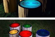 Camping Ideas / by Twin Dragonfly Designs