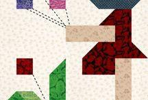 DĚTI - patchwork