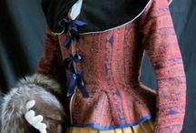Moda XVII wiek