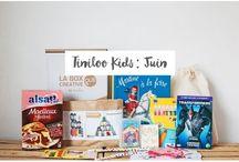 Juin 2016 - Box créative KIDS 3-9 ans