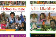 Books - Around the World / Recommended books from countries and cultures around the world, geared towards elementary and middle school students.