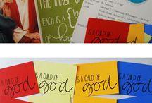 Printables / by Rebecca Jacobs