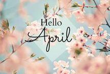 Hello April in Love❤❤❤