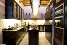 Ibiza Modern Kitchens / A collection of elegant and modern kitchens, found among our property for sale and vacational rental